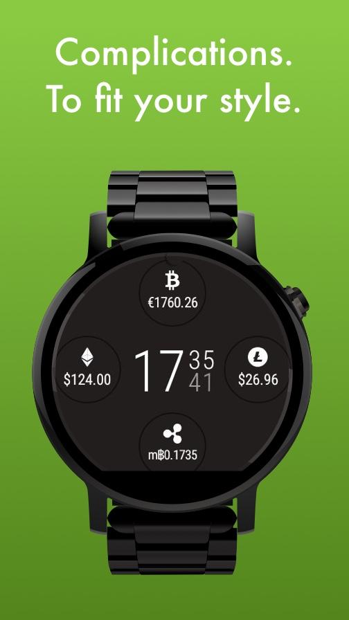 best watch face wear os